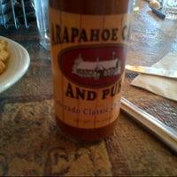 Arapahoe Cafe Menu
