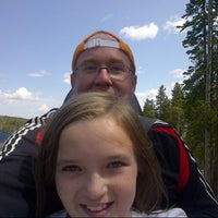 Photo taken at Gold Runner Alpine Coaster by Jarrett C. on 7/7/2013