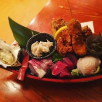 Photo taken at 魚がし 一番町店 by tomohisa on 2/12/2016