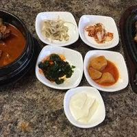 Photo taken at Kim Baek Korean Restaurant by Eileen S. on 3/29/2016