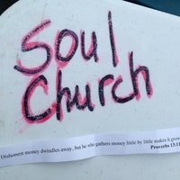 Photo taken at S.O.U.L.  Church by Hollie E. on 6/16/2013