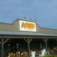 Photo taken at Cracker Barrel Old Country Store by @SoFLBrgOverload on 9/25/2012