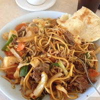 Photo taken at Golden Palace Mongolian BBQ by Steve C. on 7/24/2013