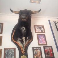 Photo taken at Taberna El Callejon by Simon L. on 5/12/2014
