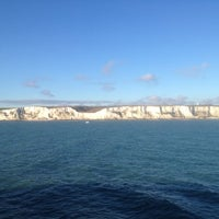 Photo taken at Port of Dover Ferry Terminal by Simon L. on 12/21/2012