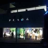 Photo taken at Prada by Rick M. on 12/26/2012