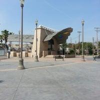 Photo taken at Mariachi Plaza by Rick M. on 3/26/2013