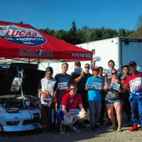 Photo taken at K1 Speed Ontario by Joon M. on 7/27/2013