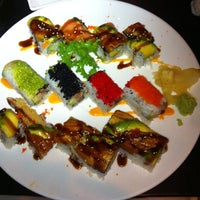Photo taken at Midori Sushi II by FonX U. on 5/24/2013