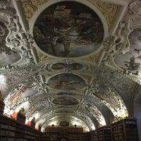 4/2/2018 tarihinde Fluying ✅.ziyaretçi tarafından Strahovská knihovna'de çekilen fotoğraf