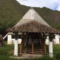 Photo taken at Hamutana Wasi pirámide en Samana Wasi by Fluying ✅. on 3/8/2014