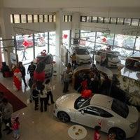 Photo taken at Toyota Plaza Tokullar by GDemirci👀 on 4/23/2013