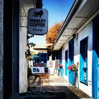 Photo taken at Marley Coffe by Sebastián M. on 2/13/2014