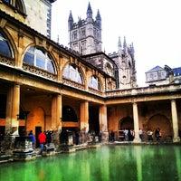 Foto tomada en The Roman Baths por Sebastián M. el 9/23/2012