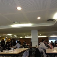 Photo taken at La Salle Cafeteria by Maria K. on 1/16/2013