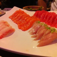 Photo taken at Crazy Mike's Sushi by Lucille Z. on 8/7/2013