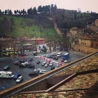 Photo taken at Borgo Mercatale by Marco S. on 1/3/2013
