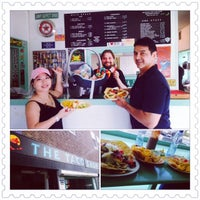 Photo taken at The Taco Shop by Pee d. on 7/26/2014