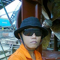 Photo taken at PT. Indonesia Marina Shipyard by Suryadin A. on 10/11/2013