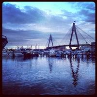 Photo taken at Sydney Fish Market by Marianne F. on 3/31/2013