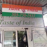 Photo taken at New Taste Of India by Viren D. on 7/16/2016