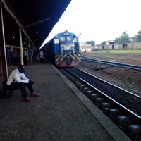 Photo taken at Nairobi Central Commuter Railway Station by Victor M. on 4/10/2014