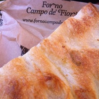 Photo taken at Forno Campo de' Fiori by Katalin N. on 6/20/2013