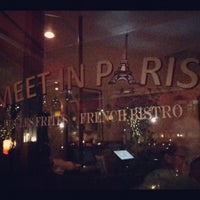 Photo taken at Meet in Paris by Becky O. on 10/11/2012