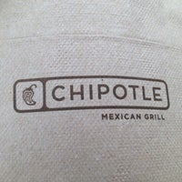 Photo taken at Chipotle Mexican Grill by Angie W. on 5/9/2013