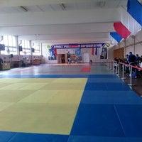 Photo taken at Военный Институт Физической Культуры by Piotr K. on 5/12/2013