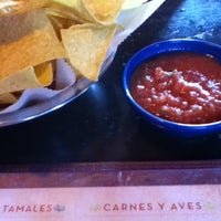 Photo taken at Milagros by Keely R. on 4/13/2013