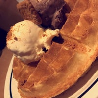 Photo taken at IHOP | آيهوب by H.Z 💙 on 5/15/2017