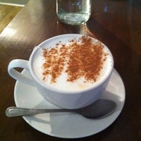 Photo taken at Madam Chi Coffee Lounge by Chris S. on 6/23/2013