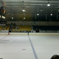 Photo taken at Fife Ice Arena by James M. on 10/28/2012