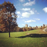 Photo taken at Central Park North Meadow Field 6 by Artem K. on 11/3/2012