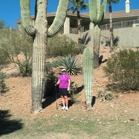 Photo taken at Desert Canyon Golf Club by Stacey G. on 2/17/2013