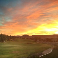 Photo taken at Sunbrook Golf Course by Tyler on 10/26/2014