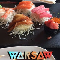 Снимок сделан в Kiku Sushi пользователем Peter G. 6/2/2016