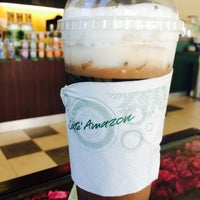 Photo taken at Cafe' Amazon by Nooch G. on 6/5/2015