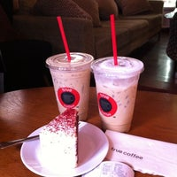 Photo taken at TrueCoffee by Nooch G. on 11/17/2012
