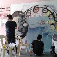 Photo taken at SMK Taman Semarak by Mu'adz A. on 8/24/2013