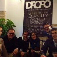 Photo taken at Restaurante el Dropo by Antonio R. on 11/17/2012