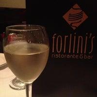 Photo taken at Forlini's Ristorante & Bar by Debbie M. on 3/20/2013