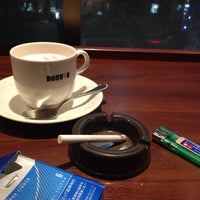 Photo taken at DOUTOR by RYU on 3/3/2014