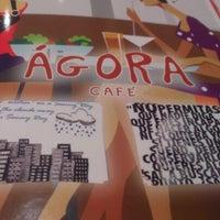 Foto tomada en Café Ágora por Javier B. el 10/31/2012