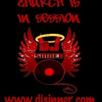 Photo taken at Sinner's Dj Booth by Anthony F. on 11/15/2012