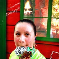 Photo taken at Christmas Run by Betty A. on 12/20/2015
