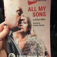 Снимок сделан в Court Theatre at University of Chicago пользователем Bonnie K. 1/21/2018