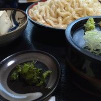 Photo taken at 勝山食堂 by higuchikazu k. on 10/10/2016