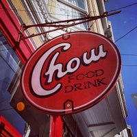 Photo taken at Chow by Jay R. on 8/7/2013